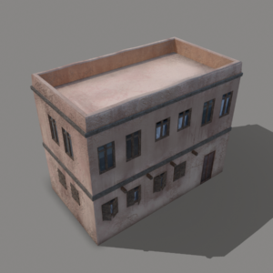middle-eastern-old-clay-house-style1-pbr-3d-model-physically-based-rendering-4